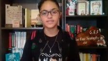 A 14 ans, Nissrine Ajbour crée sensation avec son pitch en anglais et participe au Students Got Talent