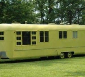 Une caravane