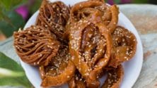 Cette marque de pâtisserie marocaine vend «Chebakia» à 20 dirhams la pièce