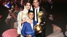 La fiancée de Cristiano Ronaldo crée sensation avec un clin d'oeil au Maroc
