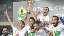 Le Raja de Casablanca sacré 2ème meilleur club africain