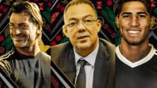 Nouvelles consécrations pour Renard, Hakimi et Lekjaâ