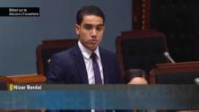 Nizar Berdai, ce jeune marocain qui a siégé au Parlement Jeunesse du Québec