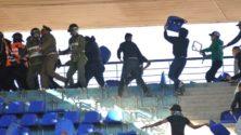 L'Olympic de Safi lourdement sanctionné par la FRMF