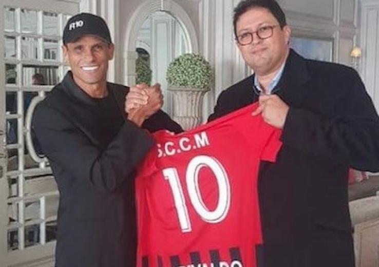 Incroyable mais vrai… Rivaldo Ferreira vient de rejoindre le Chabab Mohammedia