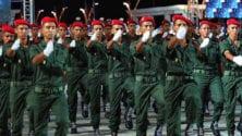 Le programme du service militaire dévoilé