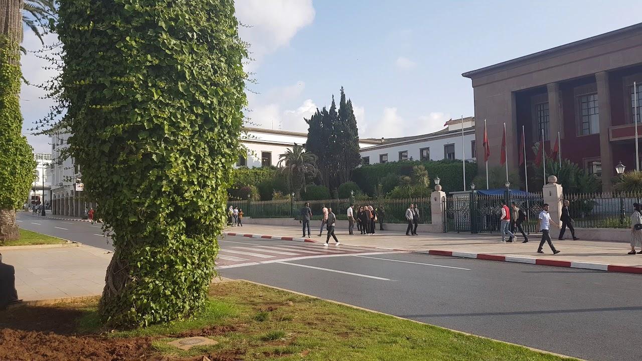 Rabat a un nouveau parking souterrain