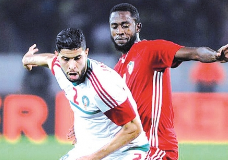 Le Wydad attire l'international marocain Yahya Jabrane