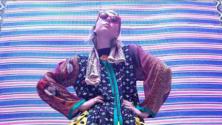 Quand Maria Sharapova pose pour Hassan Hajjaj à Marrakech, ça donne ça…