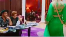 Leila Hadioui dans l'émission de télé-réalité «les Anges 11»
