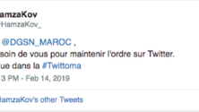 La police marocaine a enfin débarqué sur Twitter… et les réactions sont hilarantes