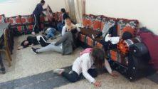 Les photos de lycéennes casablancaises dans un «état hystérique» enflamment la toile
