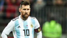 Interdiction de se prendre en selfie avec Messi lors du match Maroc vs Argentine ?