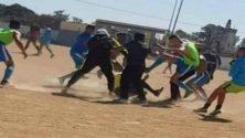 Un arbitre se fait violemment tabasser par des joueurs à Kénitra