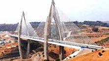 Suspension de la circulation sur le Pont Mohammed VI de Rabat