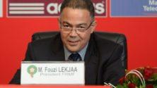 Fouzi Lekjaa s'excuse auprès du Raja de Casablanca