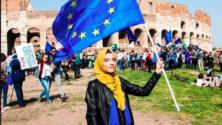 Yasmine Ouirhrane, cette étudiante d'origine marocaine nommée «Européenne de l'année 2019»