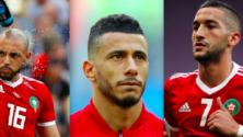 Ziyech, Amrabat, Belhanda, absents ou pas de l'équipe nationale ?