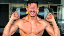 Mehdi Najy, ce «Fitness addict» marocain qui a fait de son diabète sa force