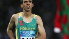 Hicham El Guerrouj perd un nouveau record mondial
