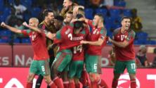 Les lions de l'Atlas, parmi les équipes les plus chères de la CAN 2019