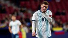 Lionel Messi ne jouera finalement pas contre le Maroc
