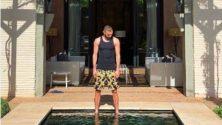 Benzema et Ansensio succombent au charme de Marrakech