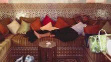 Maluma débarque à Marrakech