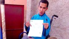 Souffrant de handicap, ce marocain a été convoqué pour le service militaire