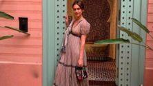 Jessica Alba célèbre ses 38 ans à Marrakech
