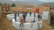 Quand des marocains mettent en place une école aux enfants des montagnes…