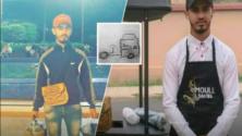 Pour subvenir à ses besoins, ce marocain défile les rues de Marrakech pour vendre du café