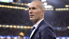 Voici le geste de Zinédine Zidane envers un lion de l'Atlas