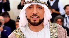 French Montana honore le Ramadan au Met Gala 2019