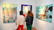 8 jeunes artistes marocains parrainés pour réaliser et exposer leurs propres oeuvres à Rabat