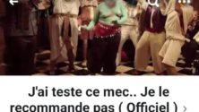 «J'ai testé ce mec, je le recommande pas», ce groupe marocain sur Facebook