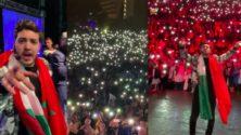 Amine Radi réunit 10.000 personnes pour son spectacle à Alger