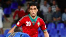 Abderrazak Hamdallah quitte le stage de l'équipe nationale