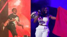 Mawazine 2019: Travis Scott et Aya Nakamura font vibrer Rabat