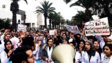 Les étudiants en médecine au Maroc, se font-ils expulser des cités universitaires ?