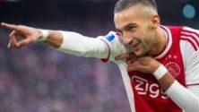 Hakim Ziyech serait dans le viseur de l'Olympique Lyonnais