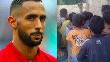 Mehdi Benatia fait un geste généreux au profit de quelques enfants défavorisés…