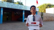 Après sa collecte de dons, Abderrahmane réussit à obtenir plus de 20.000 dirhams