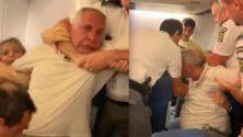 Une famille égypto-marocaine se fait brutalement évacuer d'un avion