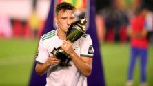Ismaël Bennacer ne regrette pas d'avoir porté le maillot de l'Algérie