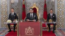 Fête du Trône : Speech du Roi Mohammed VI en 6 points