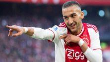 Hakim Ziyech prolonge son contrat avec l'Ajax et adresse un message…
