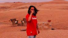 Le rappeur américain Russ est au Maroc…