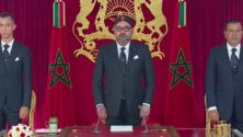 Révolution du Roi et du peuple: Speech de SM le Roi en 7 points