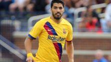 Luis Suarez débarque au Maroc